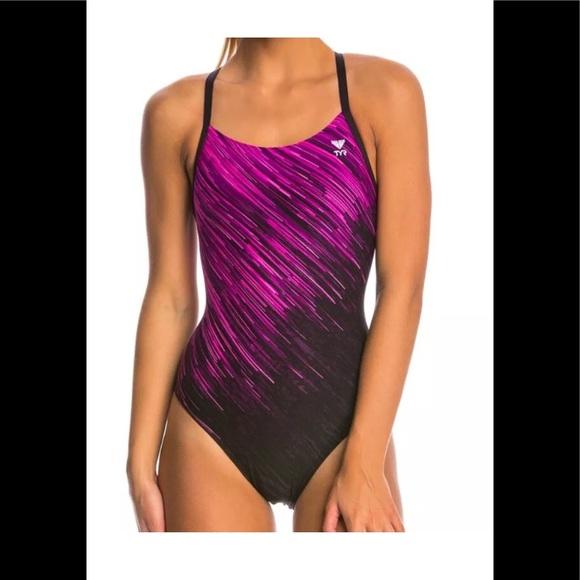 42c51c836e7 TYR Swim | Andromeda Diamond Fit Competitive Suit | Poshmark